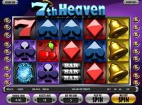 7thHeaven Money Slot Game made by Betsoft