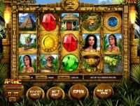 Aztec Treasures Money Slot Game made by Betsoft