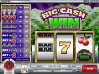 Big Cash Win Money Slot Game made by Rival