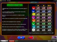 Chuzzle Money Slot Game made by 888