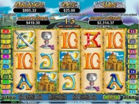 Coat of Arms Money Slot Game made by RTG