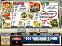 Computer Rage Money Slot Game made by CryptoLogic