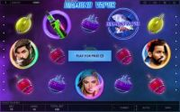 Diamond Vapor Money Slot Game made by Endorphina