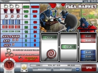 Flea Market Money Slot Game made by Rival