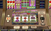 Forbidden Fruit Money Slot Game made by CryptoLogic