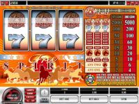 Free Spirit Wheel of Wealth Money Slot Game made by Microgaming