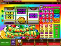 Fruit Salad Money Slot Game made by Microgaming