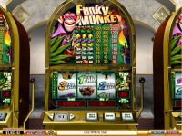 Funky Monkey Money Slot Game made by PlayTech