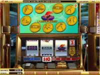Go for Gold Money Slot Game made by WGS Technology