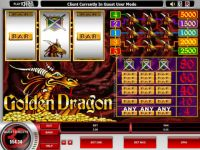Golden Dragon Money Slot Game made by Microgaming