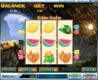 Golden Gopher Money Slot Game made by bwin.party