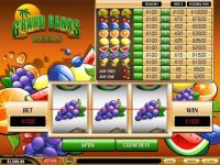 Grand Banks Reels Money Slot Game made by PlayTech