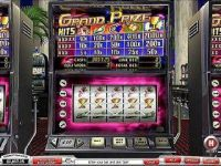 Grand Prize Money Slot Game made by PlayTech