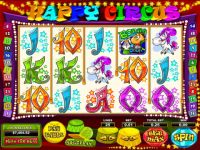 Happy Circus Money Slot Game made by Topgame