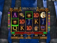 Hercules the Immortal Money Slot Game made by RTG