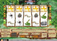 I'm a Celebrity, Get Me Out Of Here Money Slot Game made by iGlobal Media