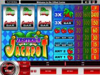 Jester's Jackpot Money Slot Game made by Microgaming