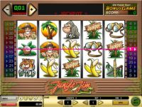 Jungle Jim Money Slot Game made by GTECH