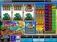 Lucky Charmer Money Slot Game made by Microgaming
