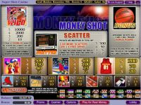 Money Shot Money Slot Game made by WGS Technology