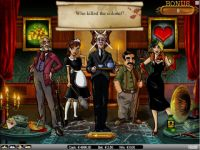 Mystery at the Mansion Money Slot Game made by NetEnt