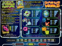 Outta This World Money Slot Game made by RTG