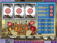 Quick Draw Money Slot Game made by Vegas Technology