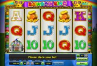 Rainbow King Money Slot Game made by Novomatic