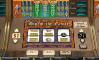 Storm the Castle Money Slot Game made by CryptoLogic