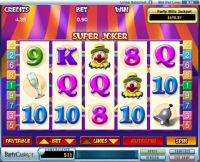 Super Joker Money Slot Game made by bwin.party