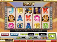 The Last King of Egypt Money Slot Game made by WGS Technology