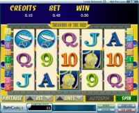 Treasures of the Deep Money Slot Game made by bwin.party