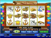 Trolling for Treasures Money Slot Game made by Parlay