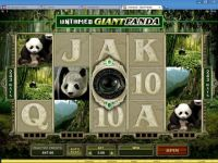 Untamed - Giant Panda Money Slot Game made by Microgaming
