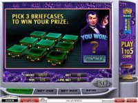 Win a Million Dollars Money Slot Game made by PlayTech