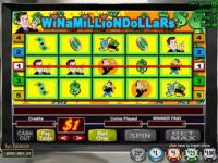 Win a Milllion Dollars Money Slot Game made by RTG