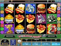 Worldcup Mania Money Slot Game made by Microgaming
