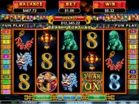Year of Fortune Money Slot Game made by RTG
