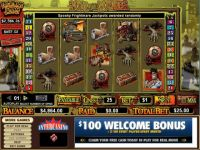Zone of Zombies Money Slot Game made by CryptoLogic