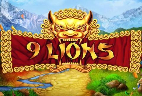 9 Lions Real Slot made by Wazdan