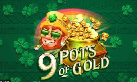 9 Pots of Gold Real Slot made by Microgaming