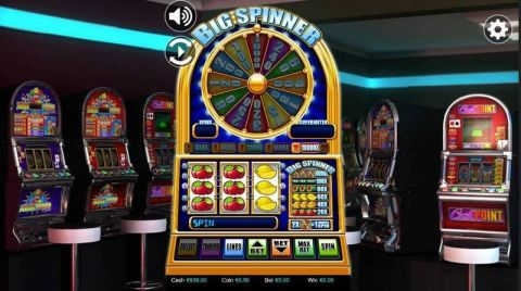 Big Spinner Real Slot made by Betdigital