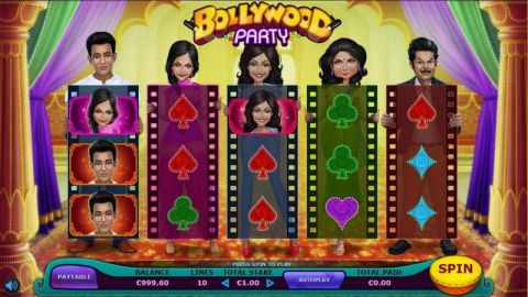 Bollywood Party Real Slot made by