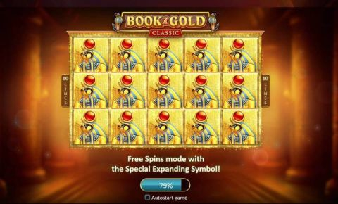Book of Gold: Classic Real Slot made by