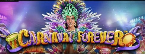 Carnaval Forever Real Slot made by