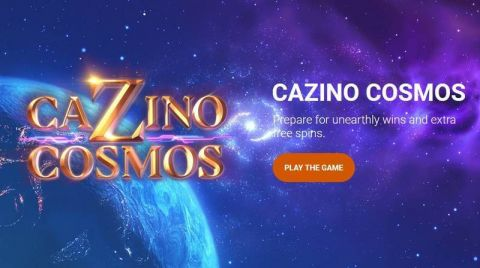 Cazino Cosmos Real Slot made by