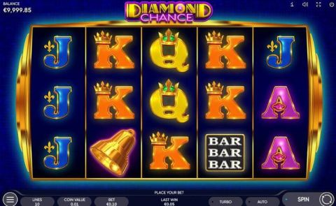 Diamond Chance Real Slot made by Endorphina