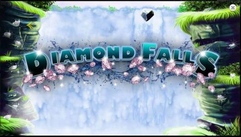Diamond Falls Real Slot made by 2 by 2 Gaming