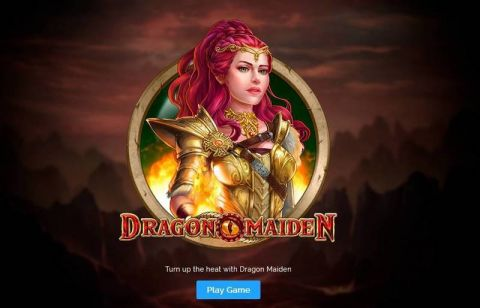 Dragon Maiden Real Slot made by Play'n GO