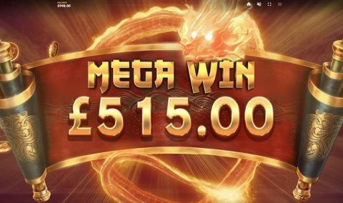 Dragon's Luck Deluxe Real Slot made by Red Tiger Gaming